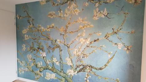 Schildersbedrijf van straalen renovlies for Renovlies ervaring
